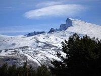 Sierra Nevada peaks