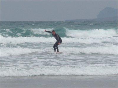 Clandestino Surf Adventure Surf