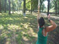 Archery in Pontevedra