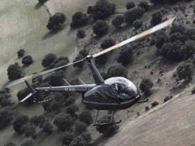 Ociosegovia Paseo en Helicóptero