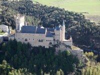 Vistas Segovia desde el aire