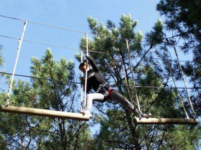 Actividades Multiaventuras Juvenil en Pontevedra