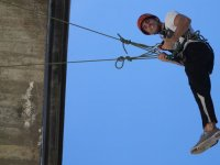 Pendulating after the bungee