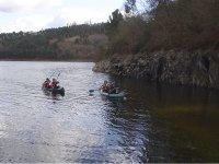 Canoa embalse