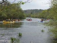 canoe Rio Ulla