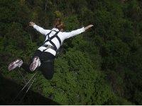 jump con sfida per il tempo libero