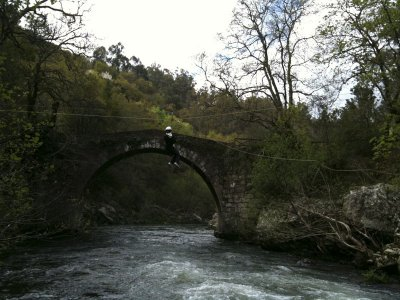 Desafio Ocio Tirolina