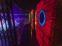 Escenario de laser tag