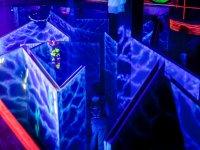 Laberinto en laser tag