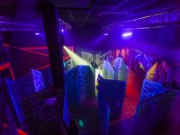 All the labyrinth of laser tag