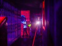 Laser tag en Barcelona