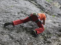 Iniciación a la escalada en Pontevedra