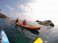 Kayaking trips