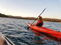 Balade tranquille en kayaks