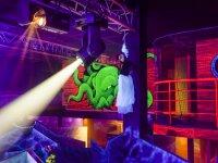 Laser tag indoor