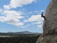 最大胆的下坡每一个地方是适合进行登山运动
