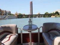 due sedie per barche