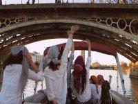 Saludos desde el puente