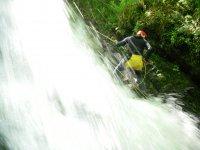 鲁塔德尔关怀峡谷登山运动