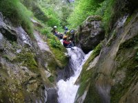 Collective canyoning