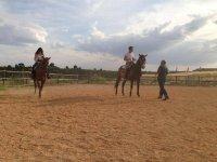 Aprende a montar a caballo en Cuenca