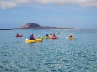Excursion Piraguas y Kayaks