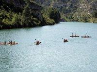Excursiones en canoas