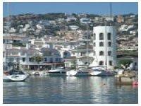 El puerto de Sitges