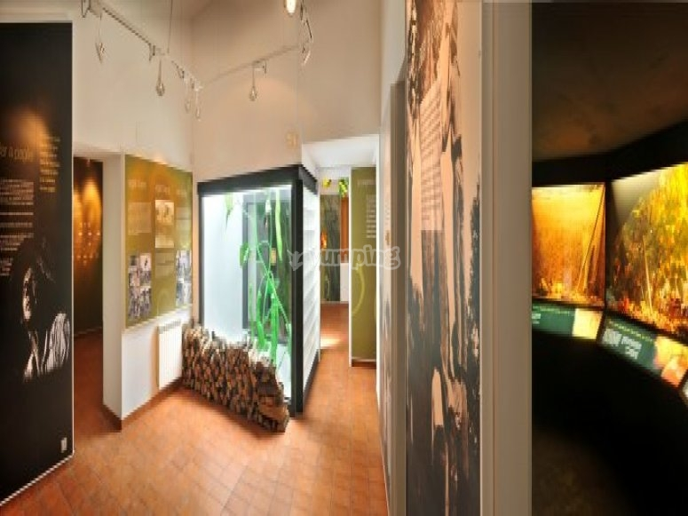 Panorámica del Museo del Campesino