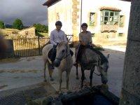 Por Edesa a caballo