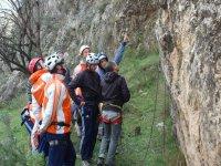 Escuelas de escalada en Almería
