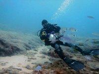 沉浸在兰萨罗特岛