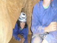 在洞穴马拉加马拉加洞穴探险