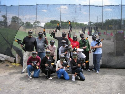 Nakel Sportnature Paintball