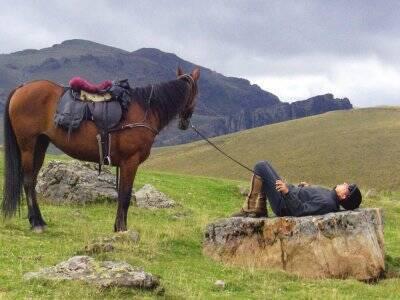 Pirineo Ecuestre Rutas a Caballo