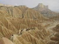 El Desierto de las Bardenas