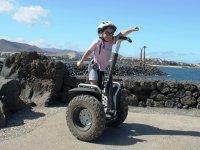 Segway para niños en Lanzarote