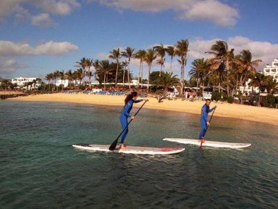 Sup Lanzarote Paddle Surf