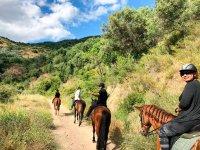 Spedizione a cavallo