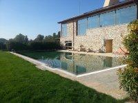 Hotel rural con piscina