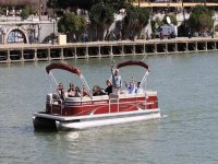 sevilla barco foto