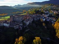 Pueblo Medieval de Santa Pau