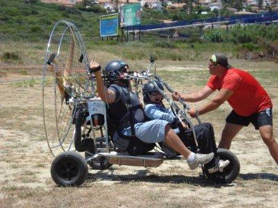Paisajes Aéreos Paramotor