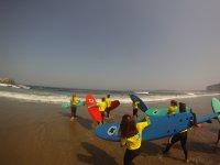 冲浪经验与我们的表