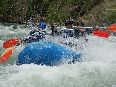 Aiguadicció Rialp Rafting