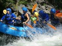 Rafting en Rialp