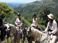a caballo monte