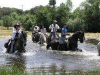 A caballo en Palencia Aventura
