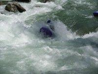 Aguas bravas Noguera Pallaresa