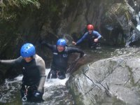Canyoning for groups in Lleida